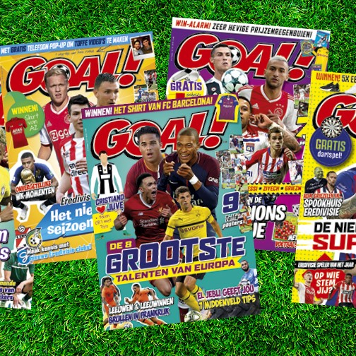 THUMB Goal! Covers